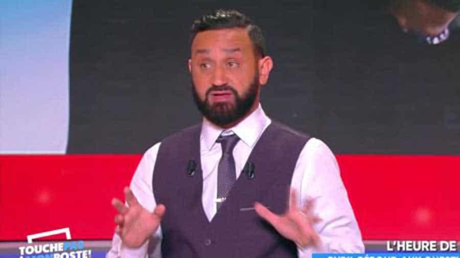 Cyril Hanouna.