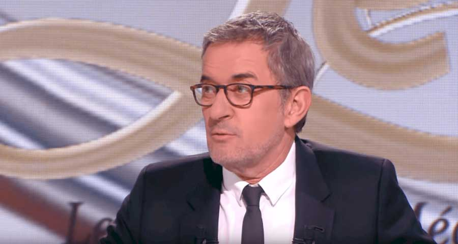 Christophe Dechavanne attaqué