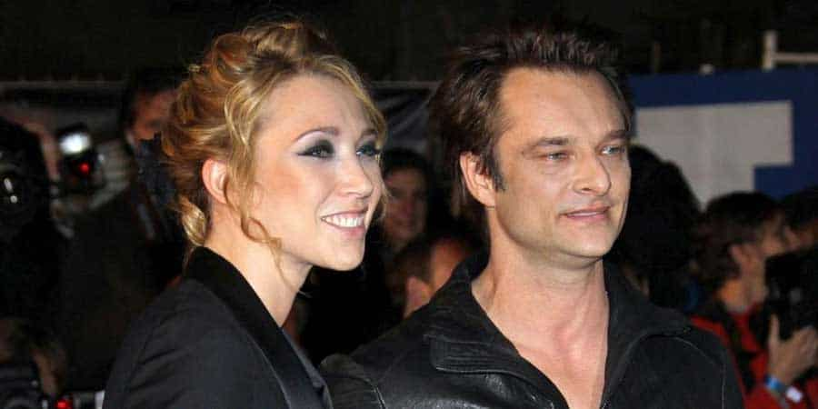David Hallyday attaqué