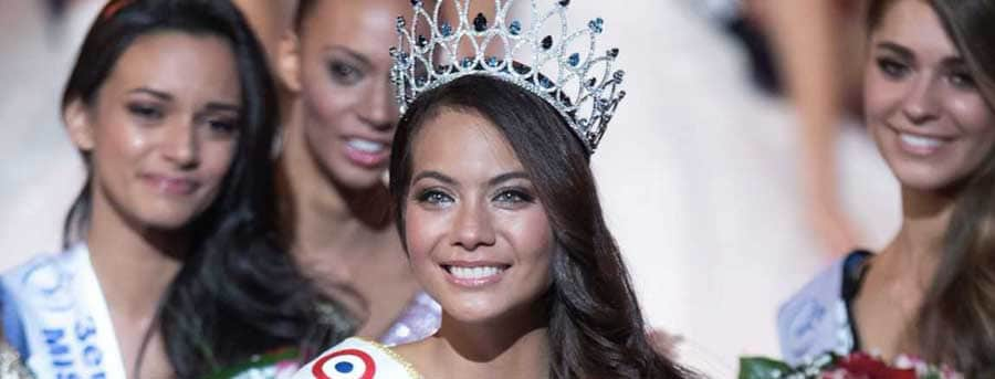 ancienne Miss France