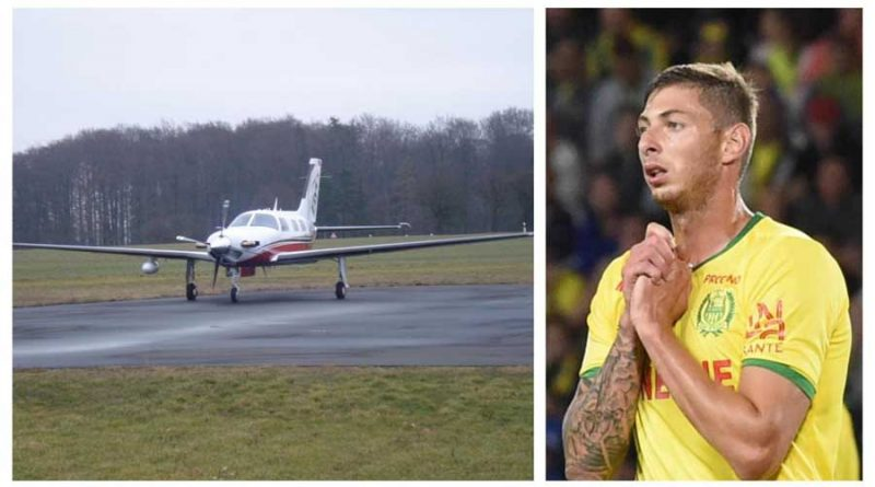 Disparition Emiliano sala avion