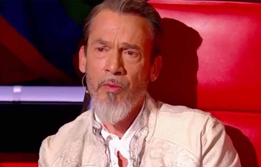 Florent Pagny larmes