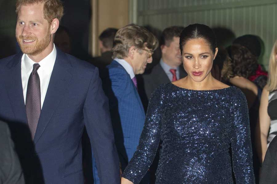 Meghan Markle bébé royal