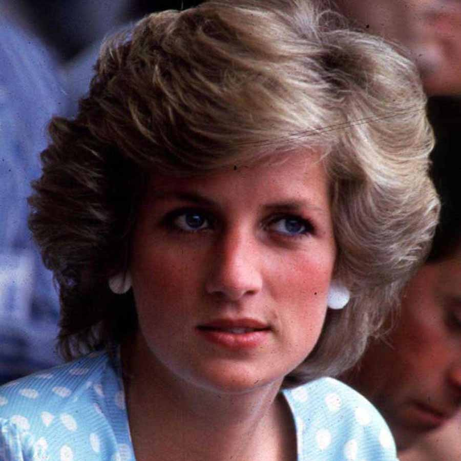 lady diana morte