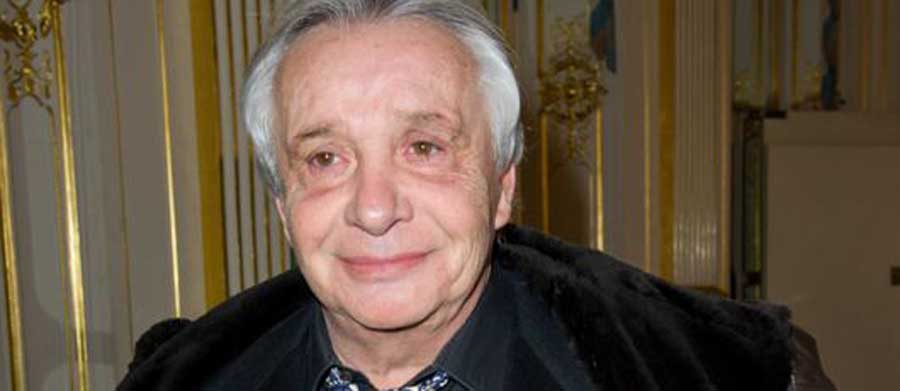 Michel Sardou chanteur