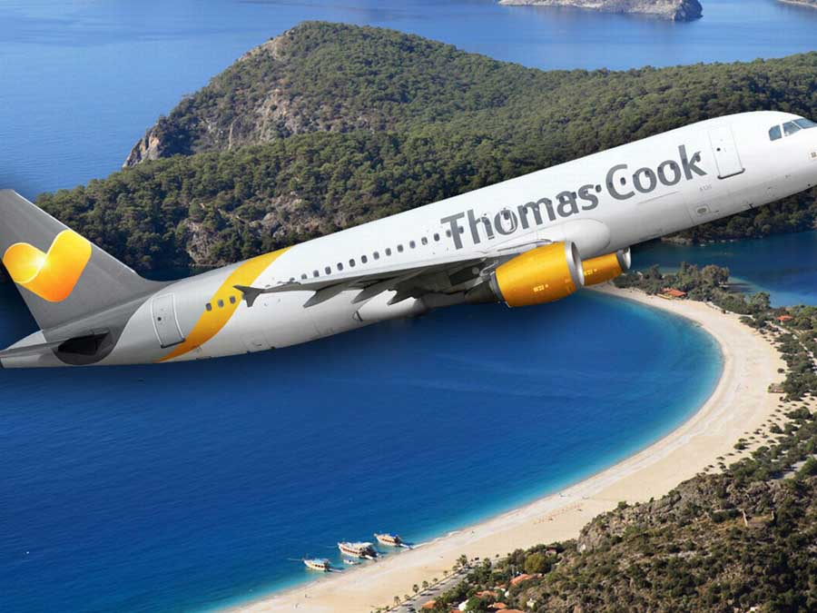 Thomas Cook faillite