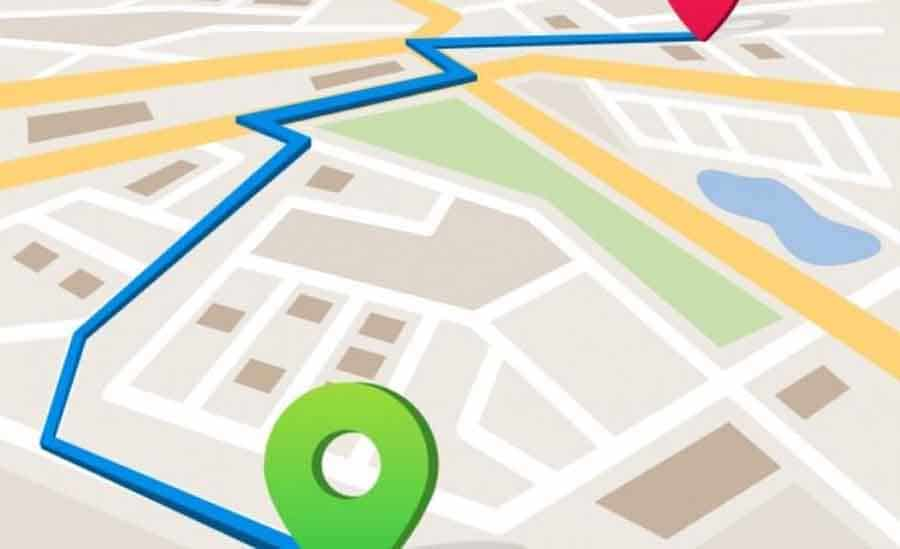 itineraire mappy