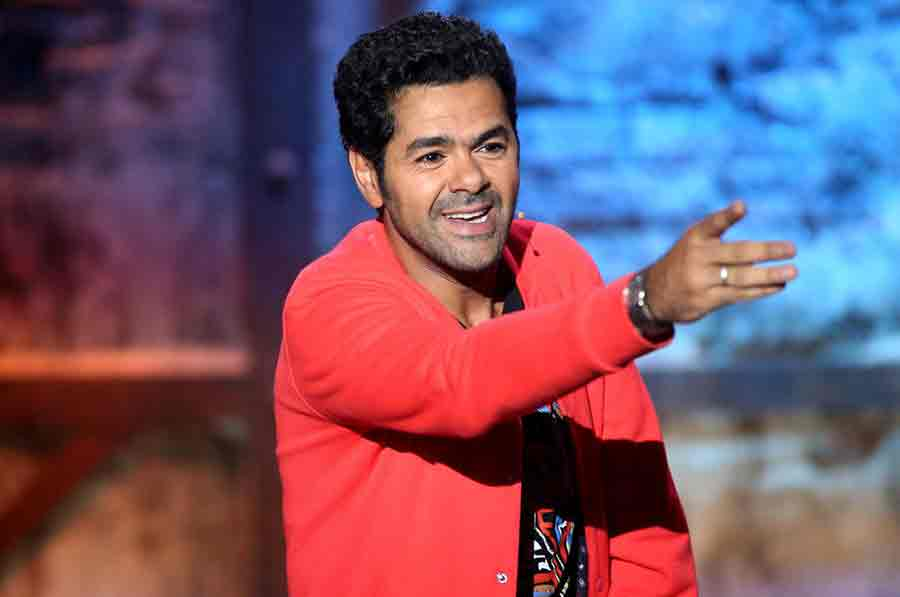main jamel debbouze