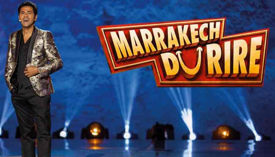 marrakech du rire 2019 streaming