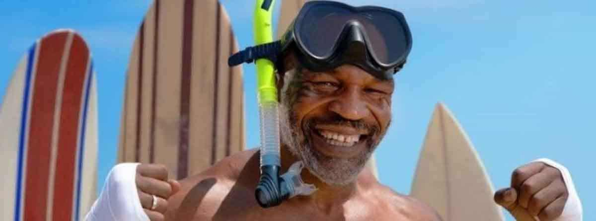 Mike Tyson requin