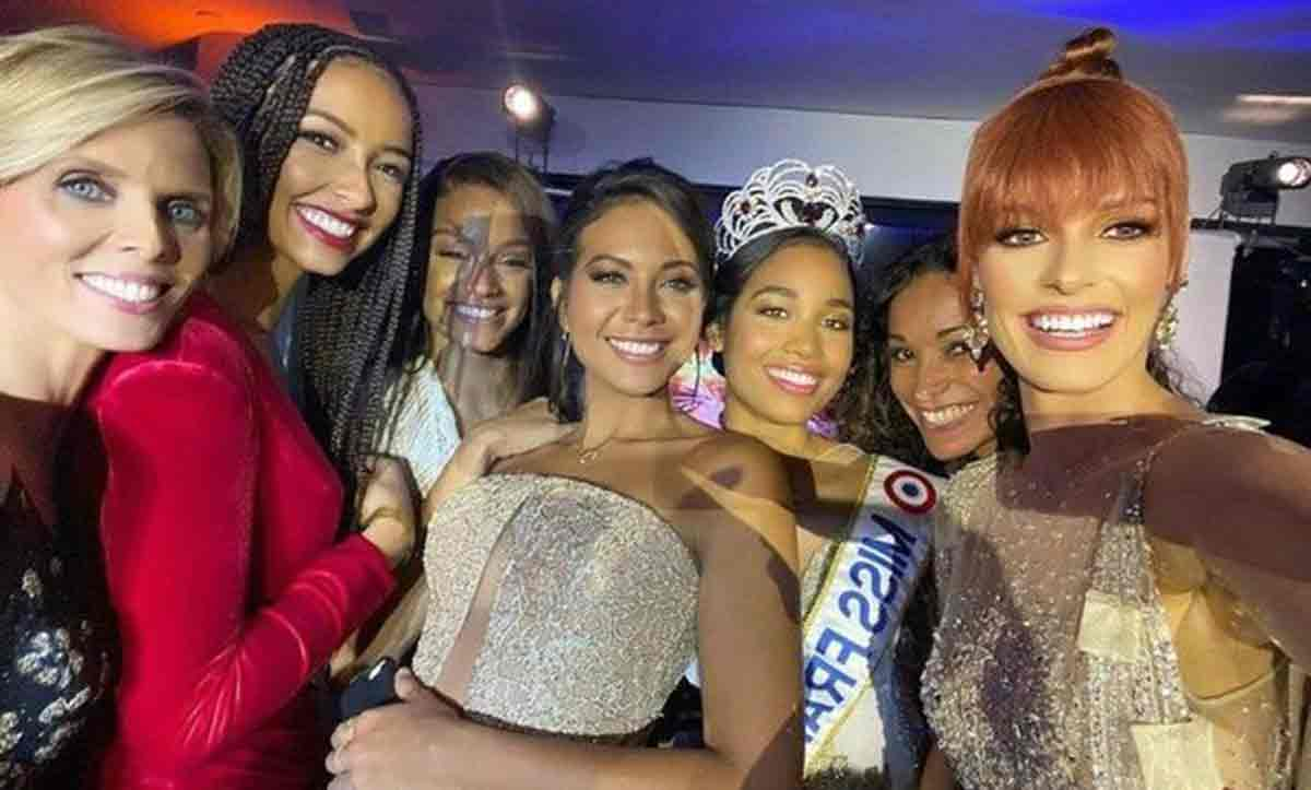 candidates élection miss france 2020