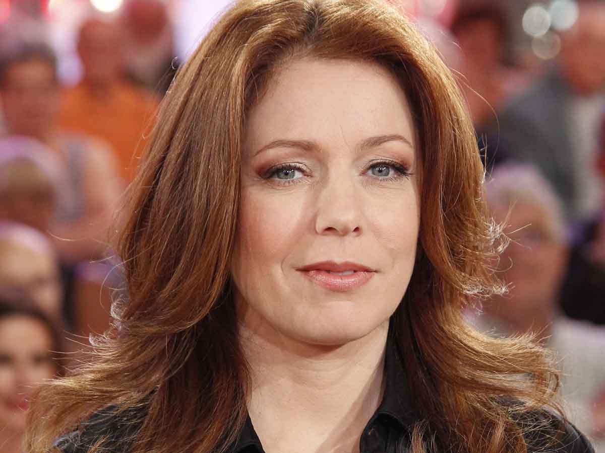 Isabelle Boulay nue