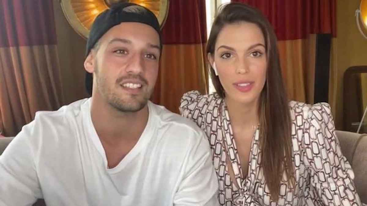 iris mittenaere couple