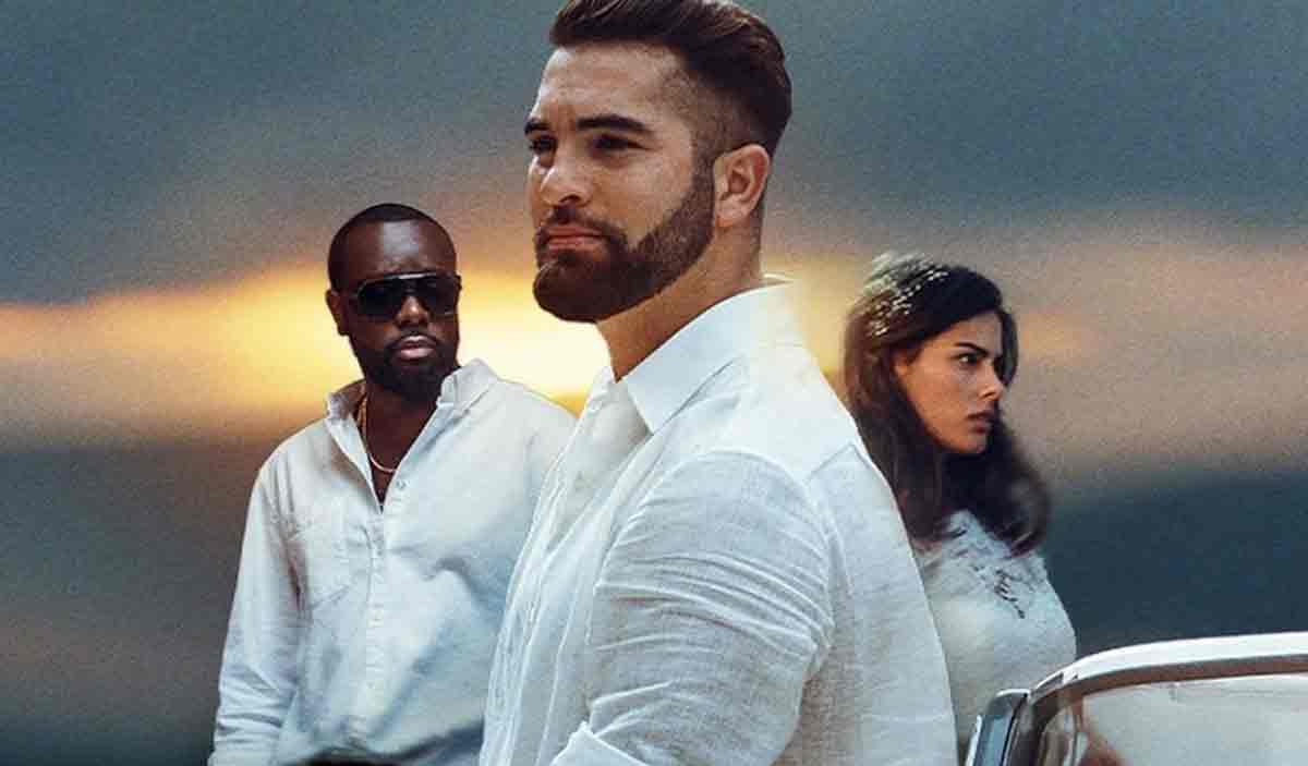 kendji girac couple