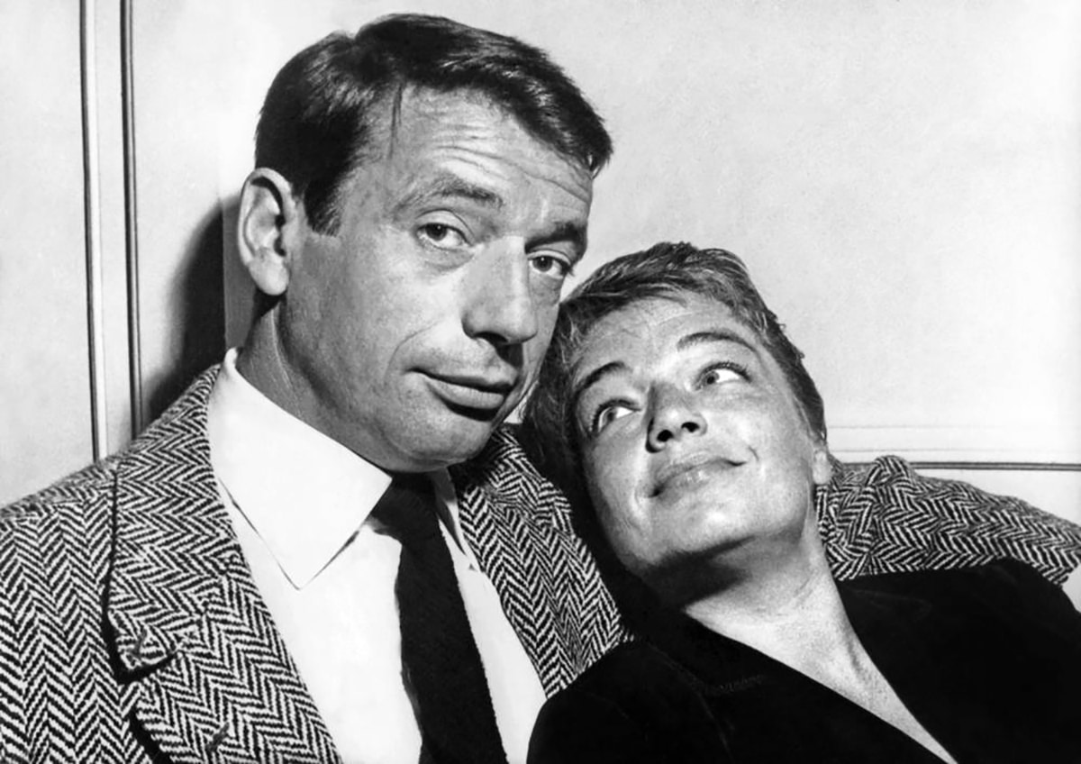 college yves montand