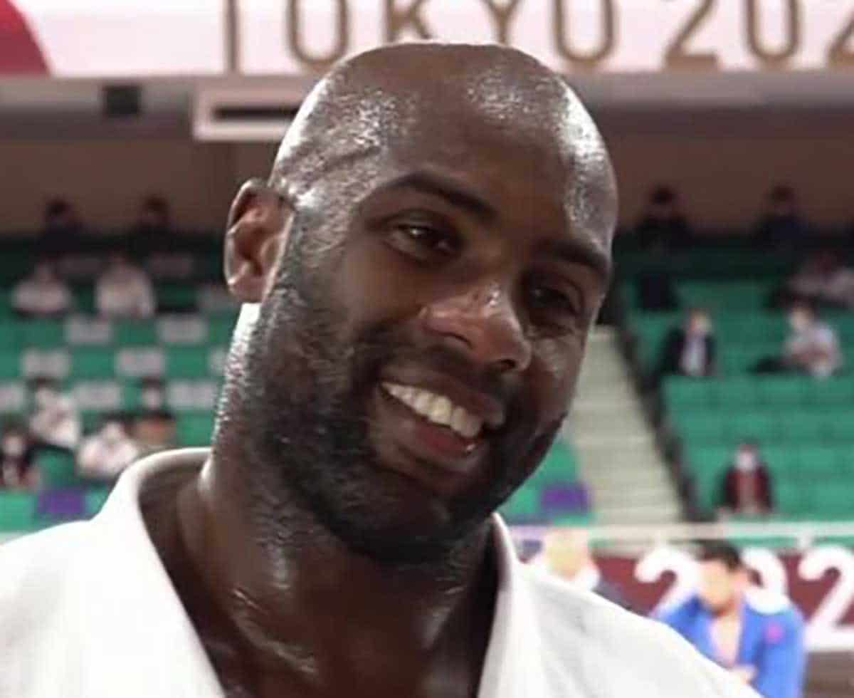 teddy riner taille